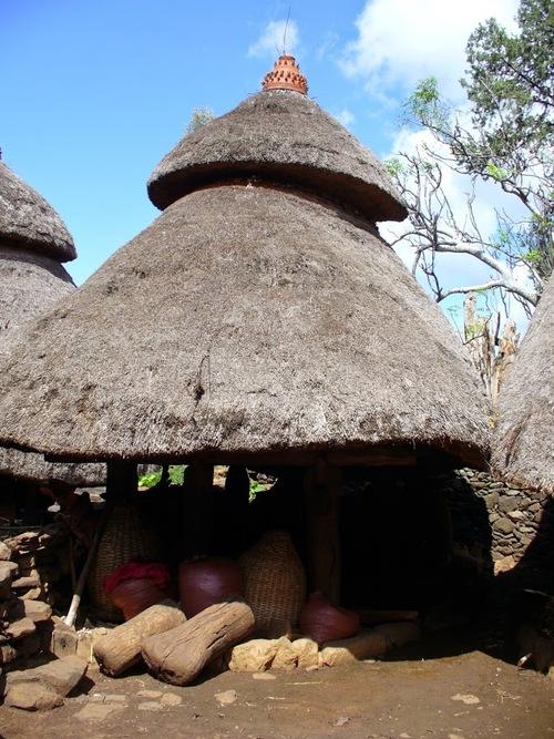 le peuple Konso