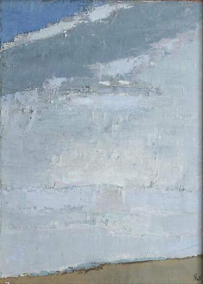 Nuages dans la peinture