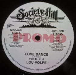 Lou Volpe - Love Dance