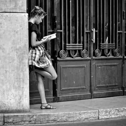 03 - Les jeunes filles lisant… encore