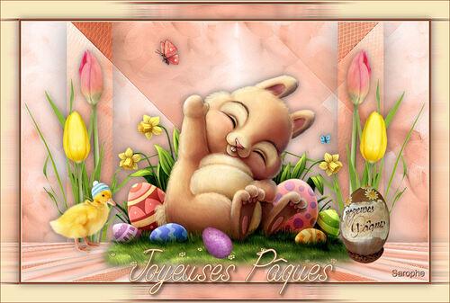 *** Joyeuses Pâques ***