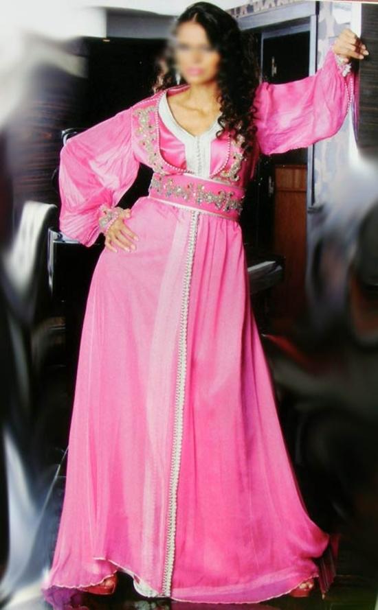 Takchita Marocaine 2014 rose - TAK-S566