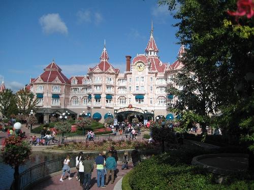 L'anniversaire à Disney