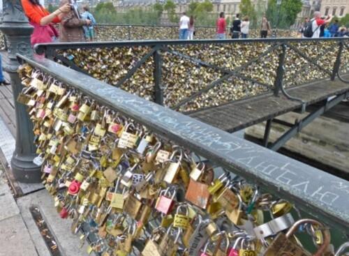 cadenas amour pont des arts 0