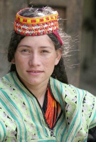 kalasha-woman
