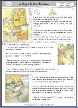 P1: Autour des contes traditionnels et détournés