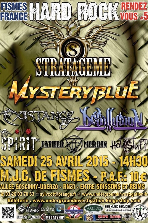 FISMES FRANCE HARD ROCK RENDEZ-VOUS 5