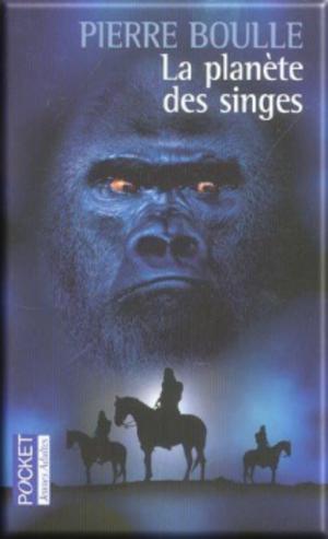 La planète des singes de Pierre Bouille challenge SF/Fantastique/Fantasy/Bit-Lit