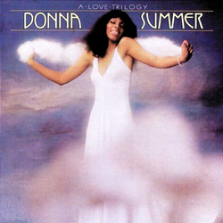 Donna Summer - A Love Trilogy - Complete LP