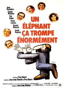 UN ELEPHANT CA TROMPE ENORMEMENT BOX OFFICE