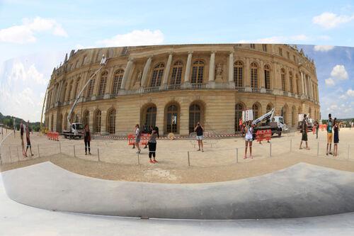 Inca pour Versailles