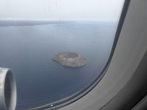 12 ème jour, départ de l'aéroport de Guayaquil /Baltra île Galapagos