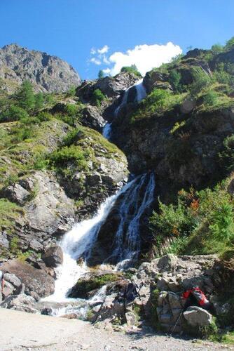 La cascade de Presles