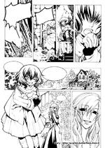 Le caveau des 11 cygnes ~ Part 1 à 4 (fanzine)