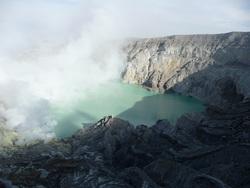 Cratères du Bromo et du Kawah Ijen