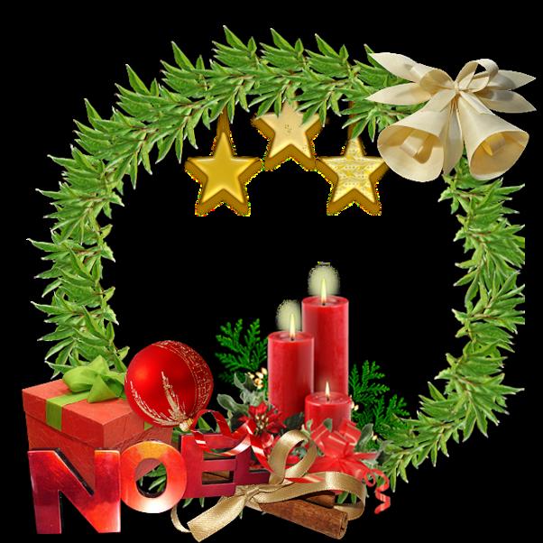 Cluster Noël