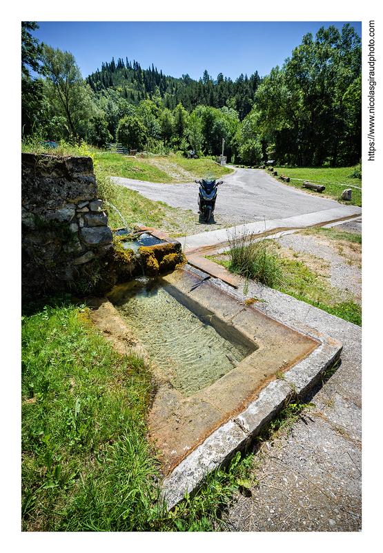 """""""Scootour"""" autours des sources de la Drôme"""
