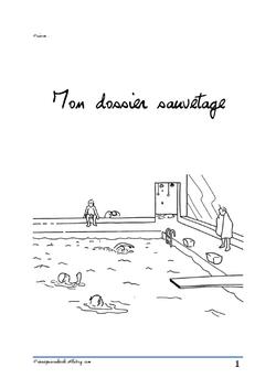 Dossier sauvetage en piscine