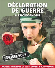 Journée internationale contre l'homophobie