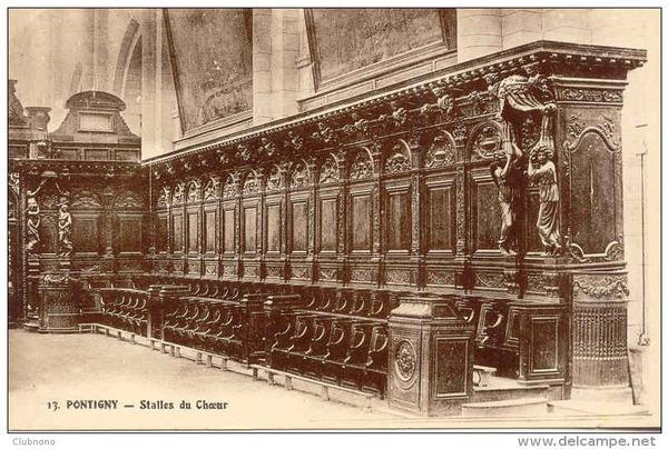 Abbaye de Pontigny (89) 1114-2014