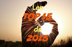 Monos-Connexion : Les Top 15 de 2015 (1)