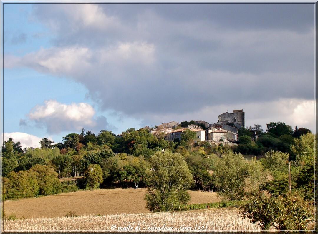 Miradoux - Villes et villages du Gers - 32 (3)