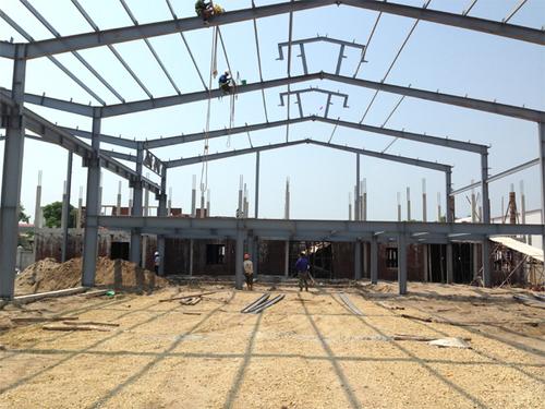 Đơn vị xây dựng nhà xưởng tại Đồng Nai uy tín chất lượng