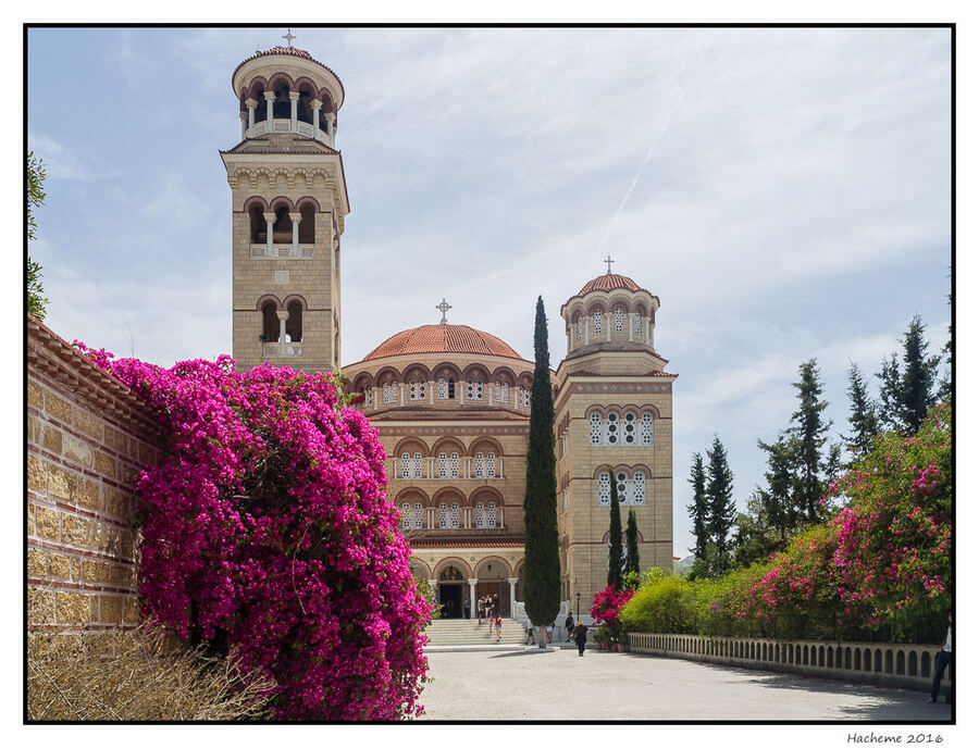 Monastère Aghios Nektarios