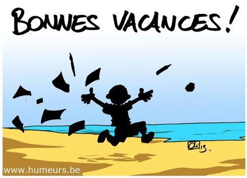 OUF !!! Les vacances ...