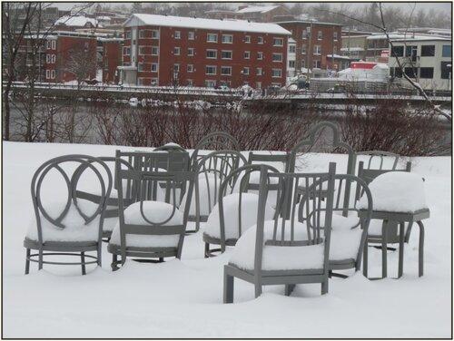 Prenez un moment sur une bonne chaise rembourée....;)