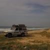Maroc 13 km avant Aglou