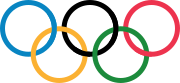 Description de l'image Olympic rings without rims.svg.