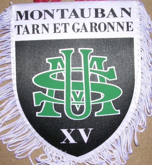Fanion US Montauban (33)