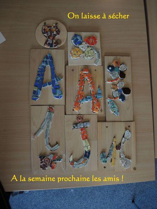 """Dernier ateliers """"Regards et Jeux"""" à la bibliothèque Jacques Duquesne de Liévin"""