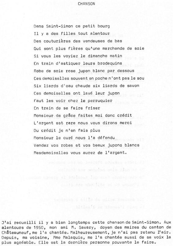 Blog de sylviebernard-art-bouteville : sylviebernard-art-bouteville, Saint-Simon - Charente
