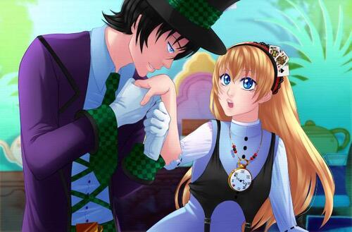 Illustrations de l'épisode 21 - Alice au Pays des Merveilles