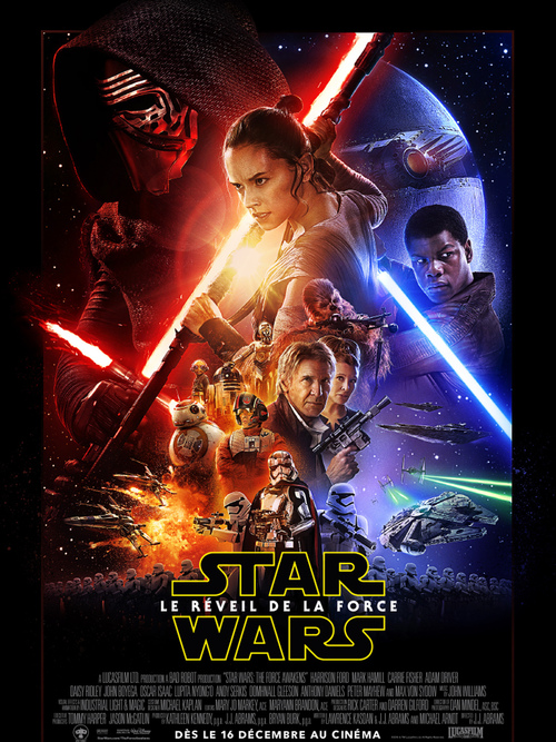 Star Wars VII - Le réveil de la force