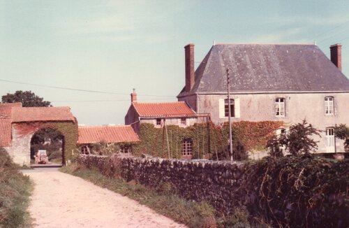 Le prieuré de la Haye....