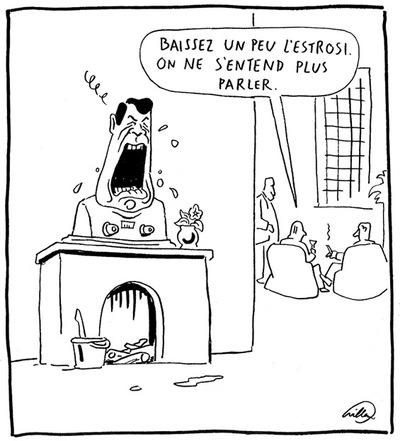 "Le monde va mal... ""Le Monde"" va très mal"