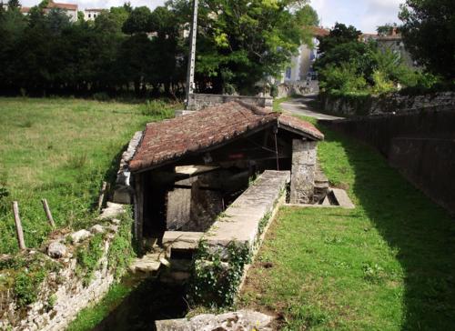 Charente - Beaulieu-sur-Sonnette