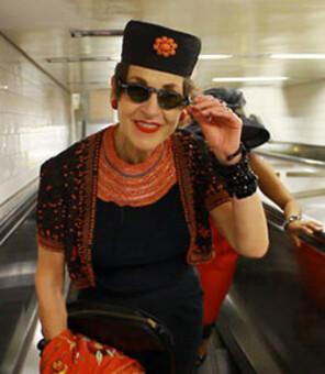 Mode pour les personnes âgées: Un super tendance qui vient de commencer
