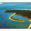 Presqu'ile du Cap Ferret et conche du Mimbeau