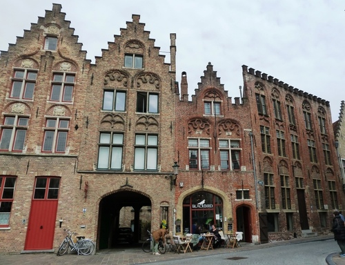 Bruges ou la Venise du nord
