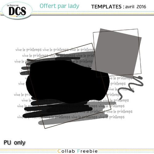 Templates DCS avril