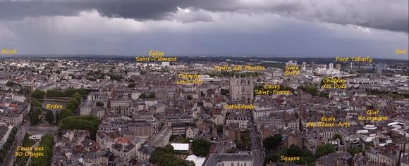 Nantes #2 - La tour Bretagne