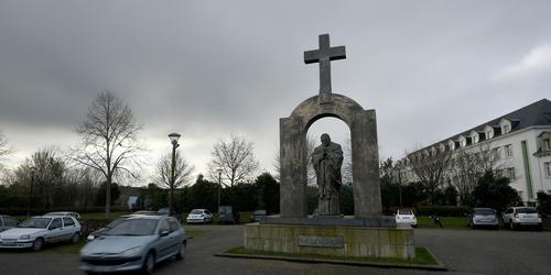 A propos de la croix !