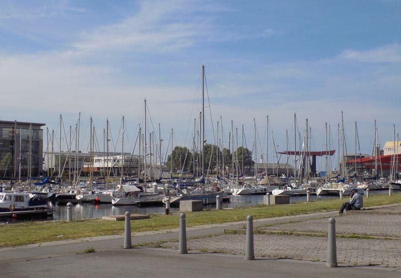 Retour sur Dunkerque...