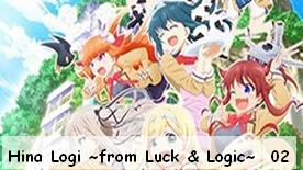 Hina Logi ~from Luck & Logic~ 02