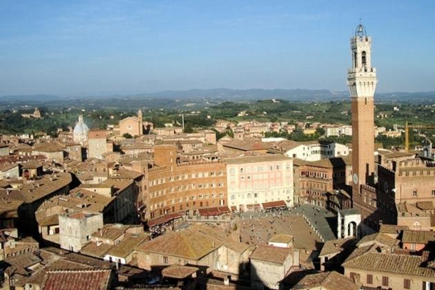 Sienne, une ville médiévale préservée