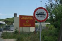 FRONTIERE MONTENEGRO-ALBANIE